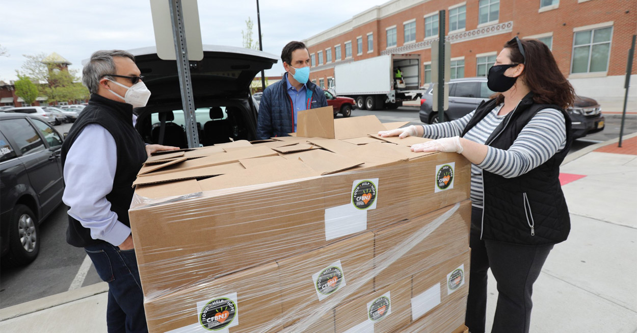 Jersey City Partners with LogistiCare to Deliver Healthy Meals - 05-13-2020