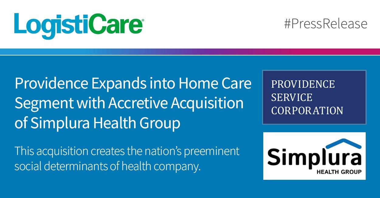 PRSC Announces Acquisition of Simplura Health Group - 09-29-2020