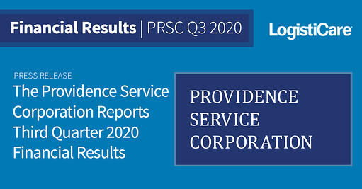 PRSC Reports Q3 2020 Financial Results_10-22-2020_featured